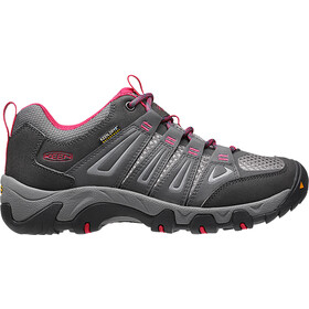 Keen Oakridge WP Scarpe Donna, magnet/rose